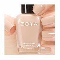 My Current Zoya Nail Polish Favorites