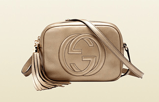 Dupe for my Gucci Soho Disco Bag!