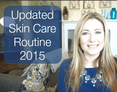 Updated Skin Care Favorites-Feb. 2015