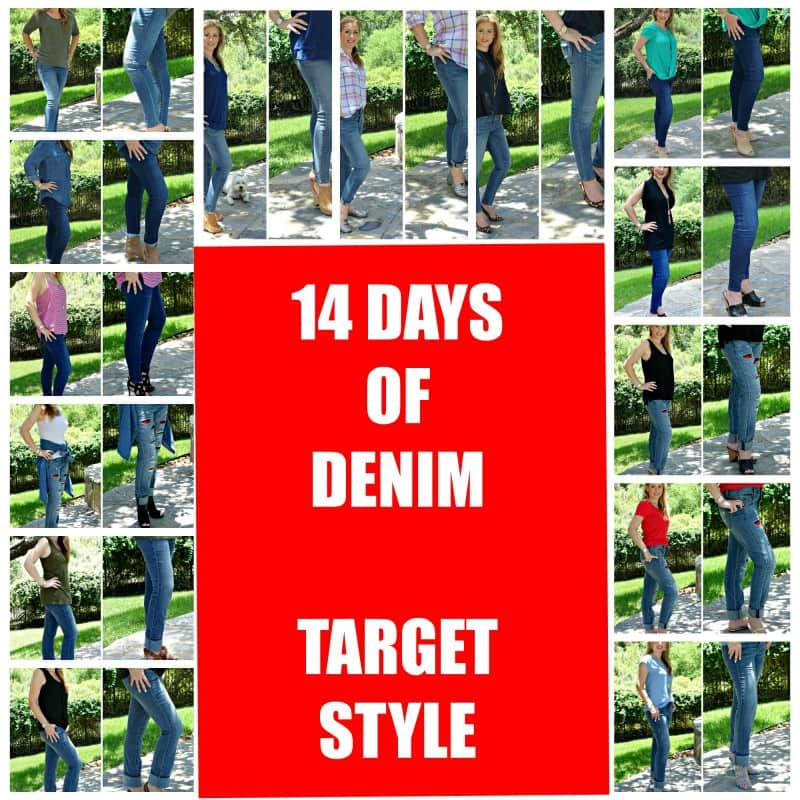 14 Days of Denim-Target Style