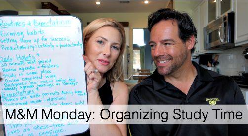 Organizing Study Time