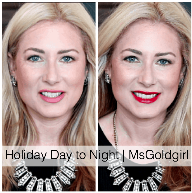 Simple Budget Holiday Look From Day to Night