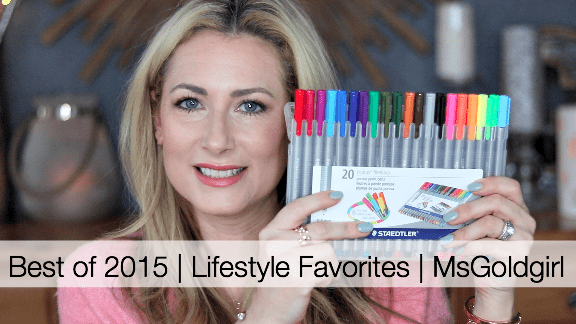 Best of 2015 | Lifestyle Favorites