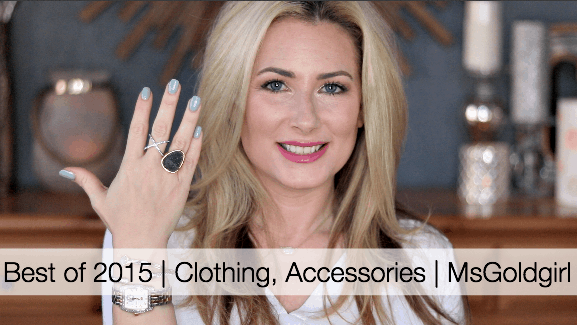 Best of 2015 | Clothing & Accessories
