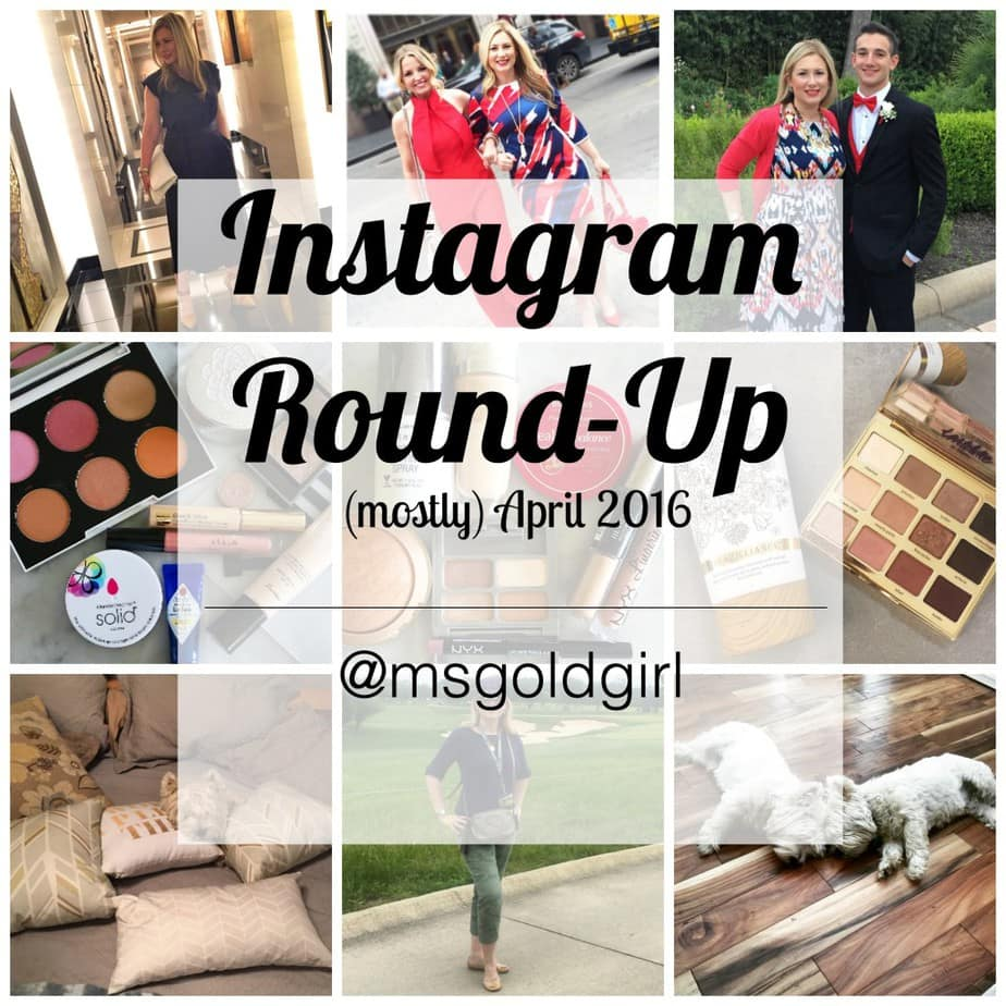 Instagram round-up of like.to.know.it photos from MsGoldgilr