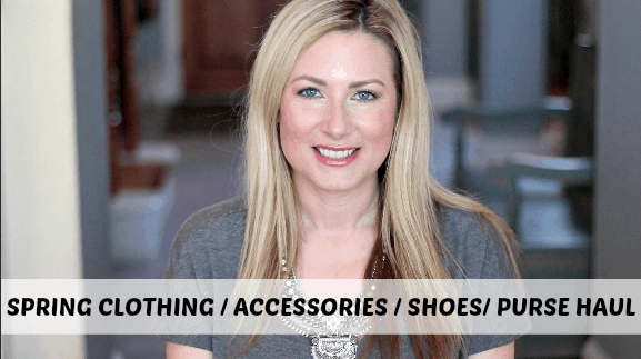 Spring Clothing & Accessories Haul