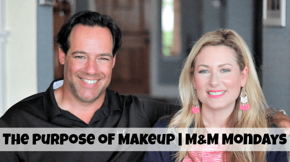 The purpose of makeup
