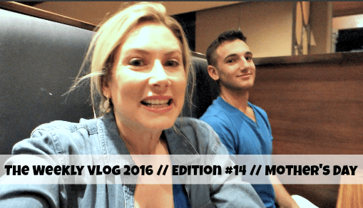 The Weekly Vlog 2016 // Edition #14
