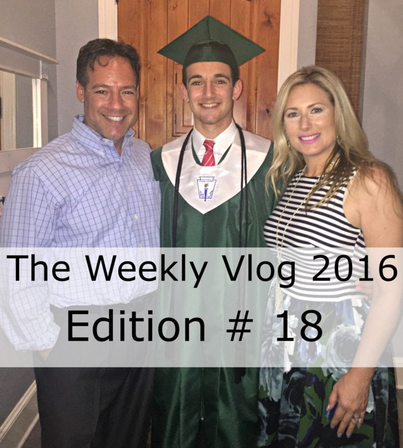 The Weekly Vlog 2016 // Edition #18