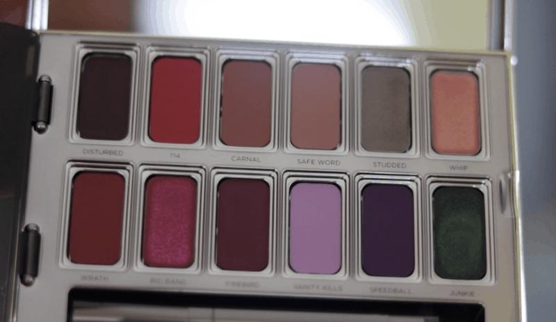 Urban Decay Junkie Lipstick Palette