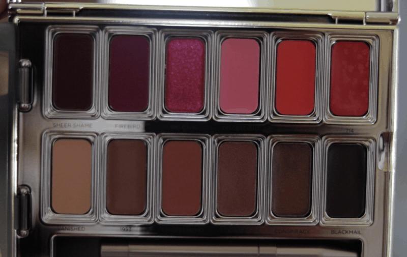 Urban Decay Blackmail Lipstick Palette