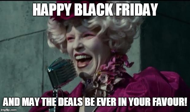 Black Friday Sales 2016 | All The Sale Info