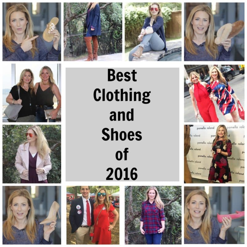 Best Clothing & Shoes of 2016