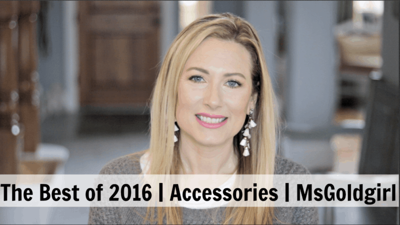 Best Accessories of 2016