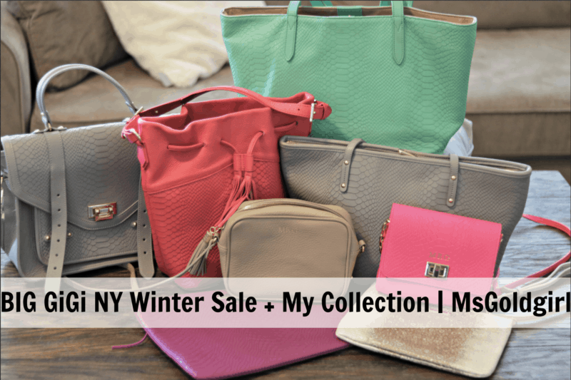 BIG GiGi New York Winter Sale!