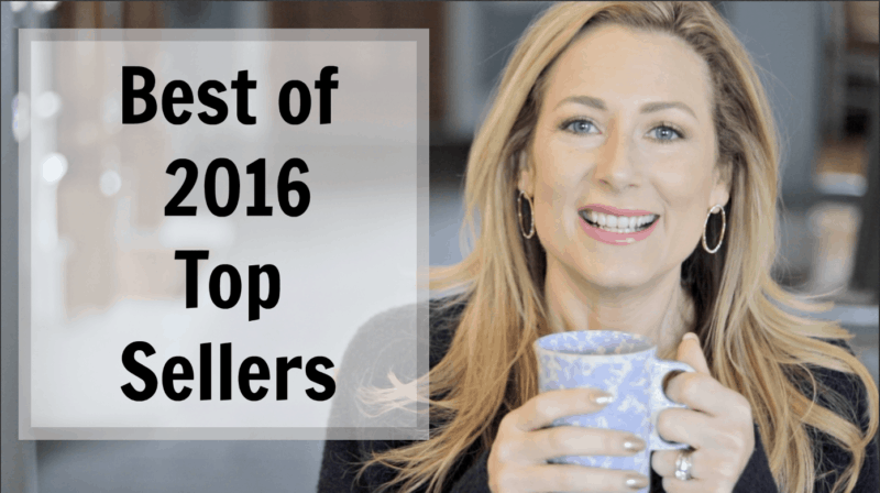 Top Sellers of 2016