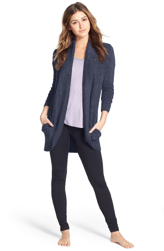 Barefoot Dreams Circle Cardigan is #8 on the top sellers list from MsGoldgirl 2016.