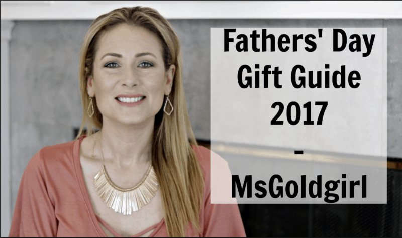 Fathers' Day Gift Guide 2017