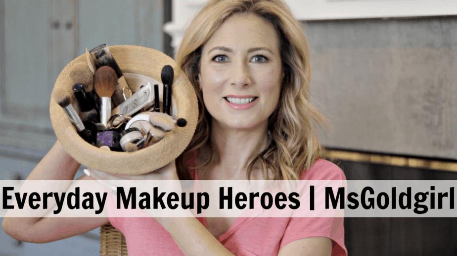 Everyday Makeup Heroes MsGoldgirl