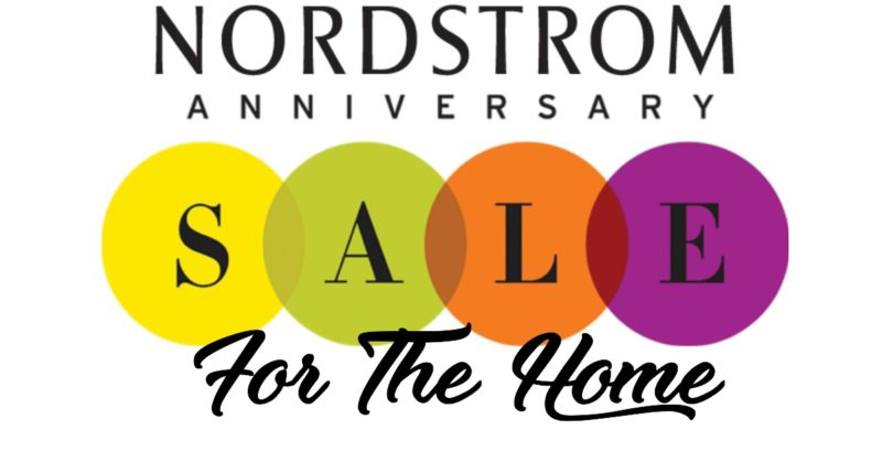 Nordstrom Anniversary Sale Picks | At Home
