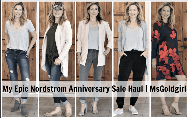 My Epic Nordstrom Anniversary Sale Haul