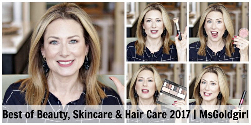 Best of Beauty/Skincare/Hair Care of 2017
