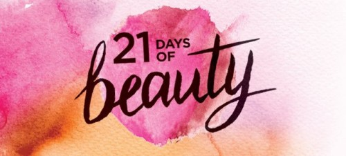 Ulta 21 Days of Beauty Recommendations