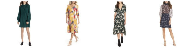Nordstrom Anniversary Sale Picks | Dresses/Jumpsuits/Skirts