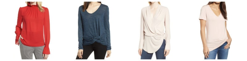 Nordstrom Anniversary Sale Picks | Tops & Blouses