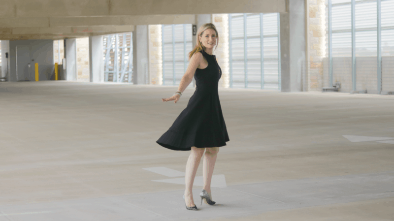 How To Style A Black Dress Five Ways