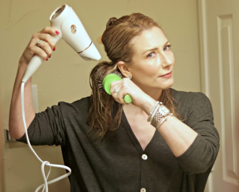 Traveling With T3 Featherweight Hair Dryer