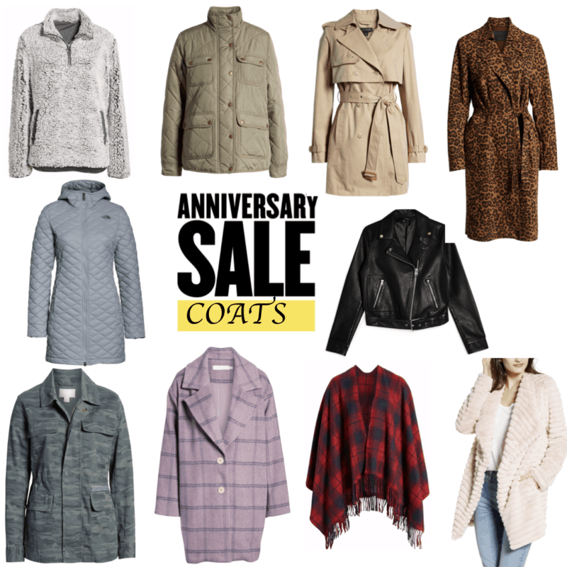 Nordstrom Anniversary Sale | Coats & Jackets