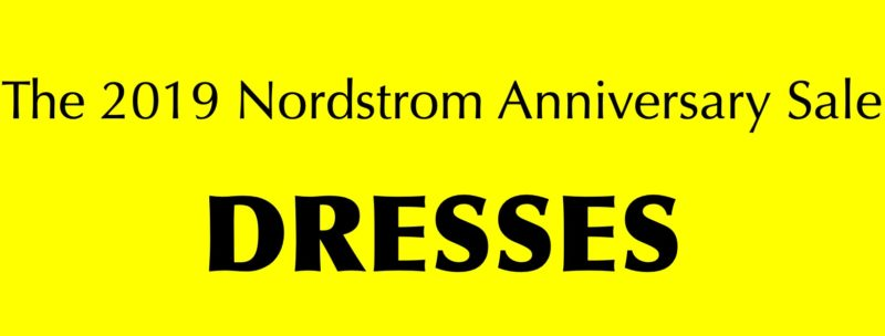 Nordstrom Anniversary Sale | Dresses, Skirts & Jumpsuits