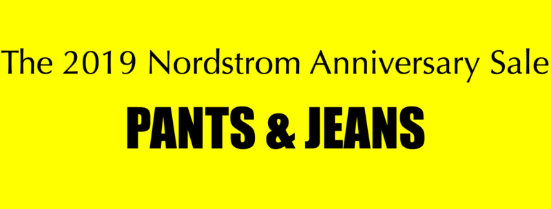 Nordstrom Anniversary Sale | Pants & Denim