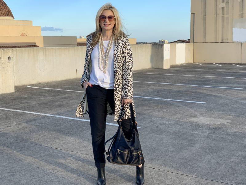 Fall Fashion & Animal Prints with Chico's | MsGoldgirl